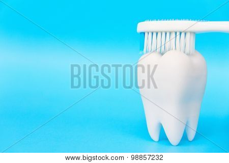 Dental Hygiene Concept
