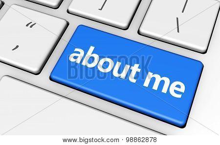 About Me Key Button