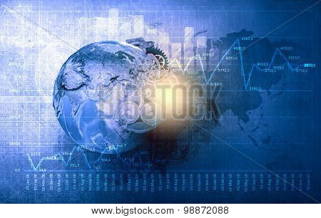 Business Earth images