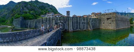 North Gate, Kotor