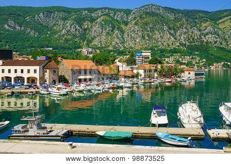 Port And Bay, Kotor