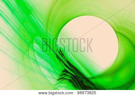 Fractal Image: Solar Circle