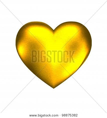golden hard heart