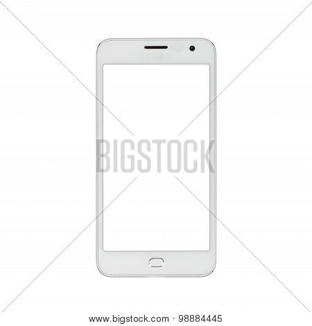 Modern touch screen smartphone