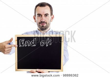 End Of: