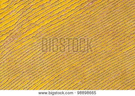 Multi-colored Ruffled Cloth Texture Background