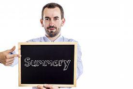 foto of summary  - Summary  - JPG
