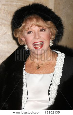 LOS ANGELES - MAR 27:  Ruta Lee arriving at the 25th Annual Professional Dancers Society Gypsy Awards at Beverly Hilton Hotel on March 27, 2011 in Beverly Hills, CA