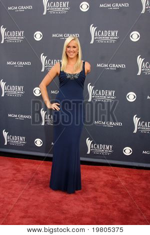 LAS VEGAS - APR 3:  Bethany Hamilton arriving at the Academy of Country Music Awards 2011 at MGM Grand Garden Arena on April 3, 2011 in Las Vegas, NV.