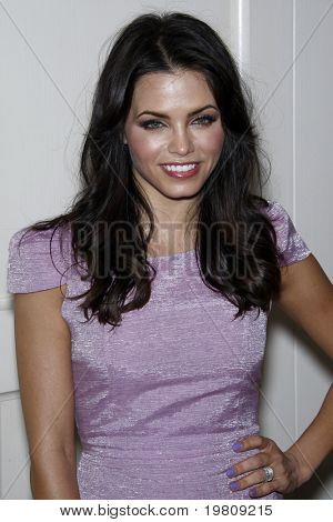 "LOS ANGELES - APR 13:  Jenna Dewan-Tatum arriving at the Kimberly Snyder Book Party For ""The Beauty Detox Solution"" at London Hotel on April 13, 2011 in West Hollywood, CA"