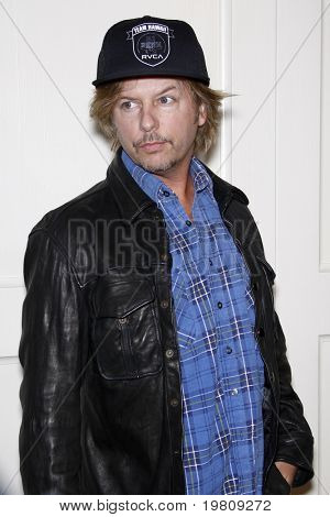 "LOS ANGELES - APR 13:  David Spade arriving at the Kimberly Snyder Book Party For ""The Beauty Detox Solution"" at London Hotel on April 13, 2011 in West Hollywood, CA"