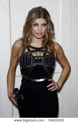 "LOS ANGELES - APR 13:  Fergie aka Stacy Ferguson arriving at the Kimberly Snyder Book Party For ""The Beauty Detox Solution"" at London Hotel on April 13, 2011 in West Hollywood, CA"