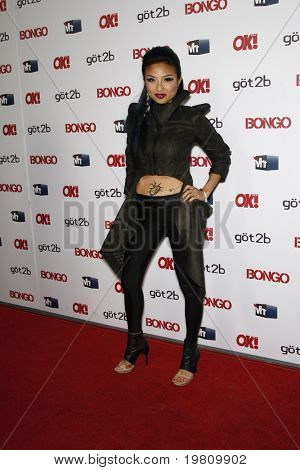 LOS ANGELES - APR 14:  Jeannie Mai arrives at the OK magazine 'Sexy Singles Party'  at The Lexington Social House on April 14, 2011 in Los Angeles, CA.