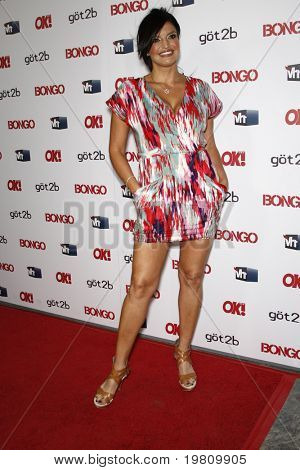 LOS ANGELES - APR 14:  Jennifer Jimenez arrives at the OK magazine 'Sexy Singles Party'  at The Lexington Social House on April 14, 2011 in Los Angeles, CA.