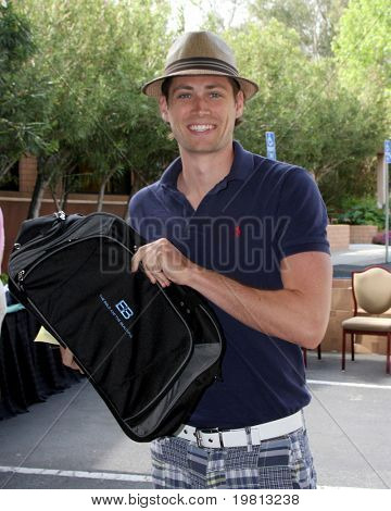 LOS ANGELES - APR 18:  Zack Conroy at the 2011 Jack Wagner Golf Classic to benefit The Leukemia & Lymphoma Society at Valencia Country Club on April 18, 2011 in Valencia , CA.