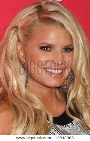 LOS ANGELES - APR 26:  Jessica Simpson arriving at the 2011 US Weekly Hot Hollywood Style Event  at Eden on April 26, 2011 in Los Angeles, CA..