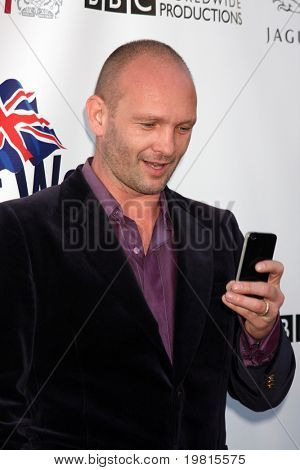 LOS ANGELES - APR 26:  Andrew Howard arriving at the 5th Annual BritWeek Launch Party at British Consul General's residence on April 26, 2011 in Los Angeles, CA..