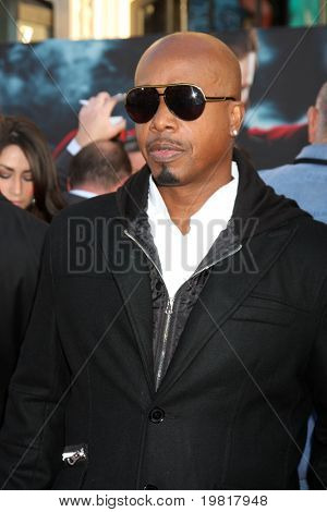 "LOS ANGELES - MAY 2:  MC Hammer arriving at the ""Thor"" World Premiere at El Capitan theater on May 2, 2011 in Los Angeles, CA"