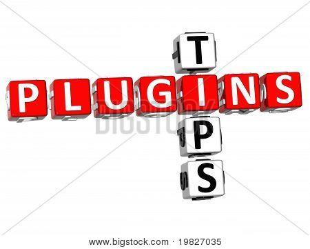 Plugin Tips Crossword