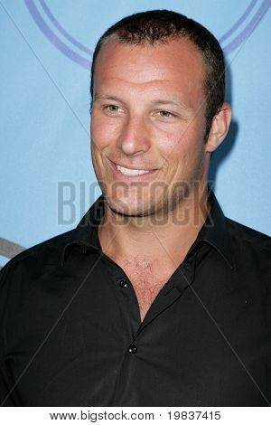 HOLLYWOOD, CA. - JULY 13: Olympic Super G Gold Medalist Aksel Lund Svindal attends Fat Tuesday at The ESPYs on July 13, 2010 in Hollywood, Ca.
