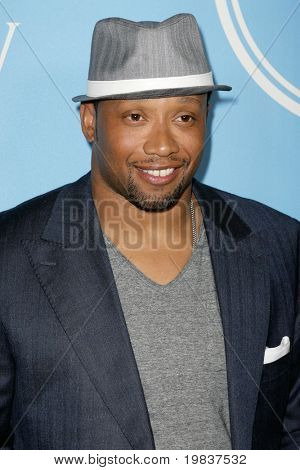 HOLLYWOOD, CA - JULY 13: Atlanta Falcons football player Jamal Anderson attends Fat Tuesday at The ESPYs on July 13, 2010 in Hollywood, CA.