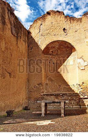 pompei temple