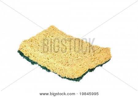 A dirty sponge
