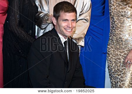 SCOTTSDALE, AZ - JANUARY 10: Actor Casper van Dien at the Childhelp Drive the Dream Gala on January 10, 2009 in Scottsdale, AZ.