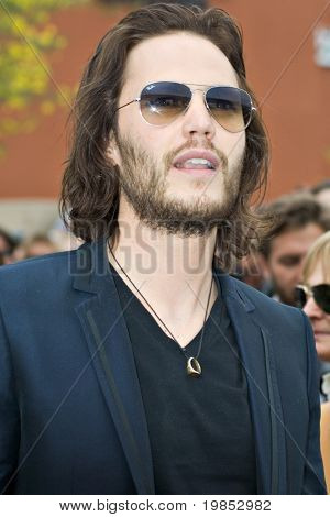 TEMPE, AZ - APRIL 27: Actor Taylor Kitsch appears at the premiere of X-Men Origins: Wolverine on April 27, 2009 in Tempe, AZ.