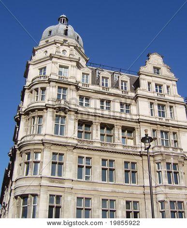 Old London office block