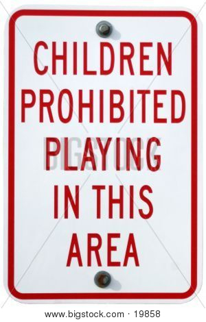 No Playing