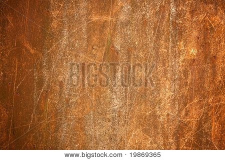 Rusty Grunge Background.