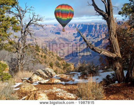 Grand Canyon National Park In Arizona Usa
