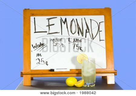 Lemonade Announcement