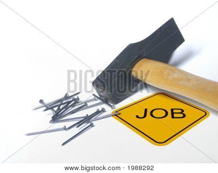 Encontrar un empleo, empleo
