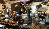 stock photo of bric-a-brac  - Bric - JPG