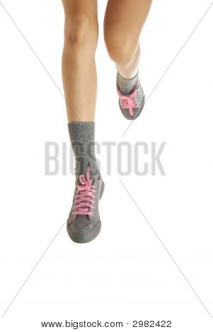 Sport And Legs