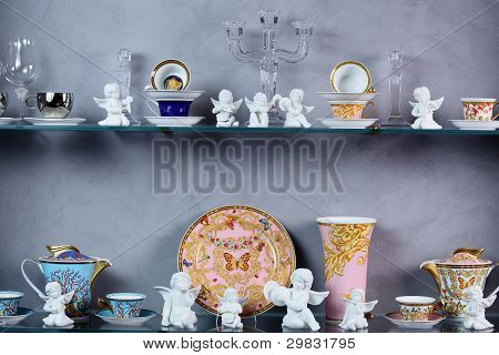 Hollyday dishes