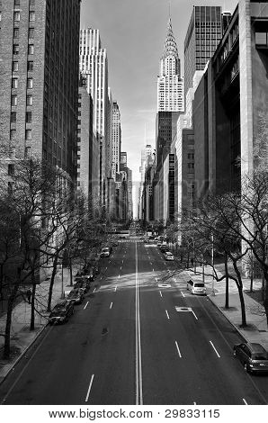 Street in New York