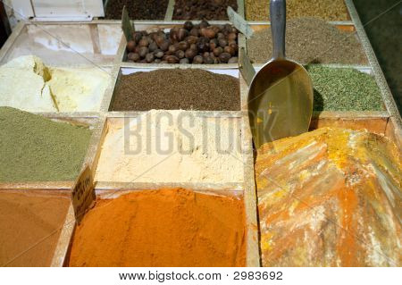 Doha Spice Shop