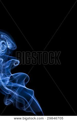 abstract colorful smoke background