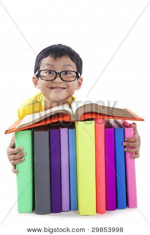 Asian Smart Boy