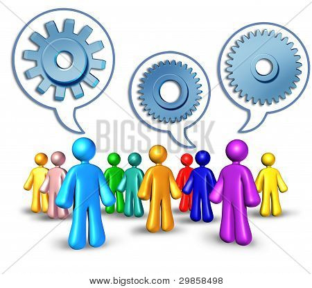 Social Networking With Referrals