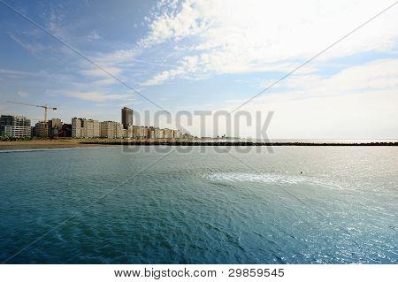 Oostende Coast, Belgium