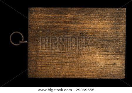 Wooden Rectangular Piece