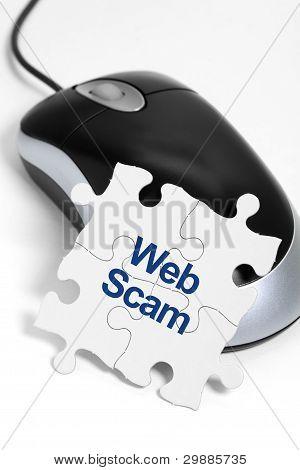 Web Scam