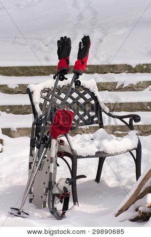 Snowshoe Fitness