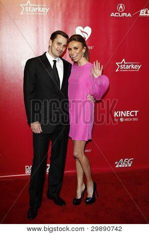 LOS ANGELES, CA - FEB 10: Bill Rancic; Giuliana Rancic at the 2012 MusiCares Person of the Year Tribute To Paul McCartney at the LA Convention Center on February 10, 2012 in Los Angeles, California