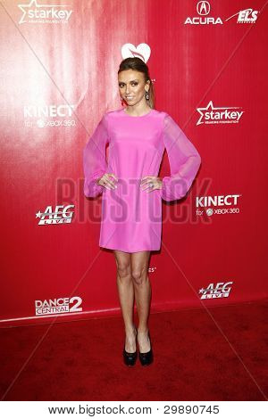 LOS ANGELES, CA - FEB 10: Giuliana Rancic at the 2012 MusiCares Person of the Year Tribute To Paul McCartney at the LA Convention Center on February 10, 2012 in Los Angeles, California