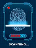 image of private detective  - Finger - JPG